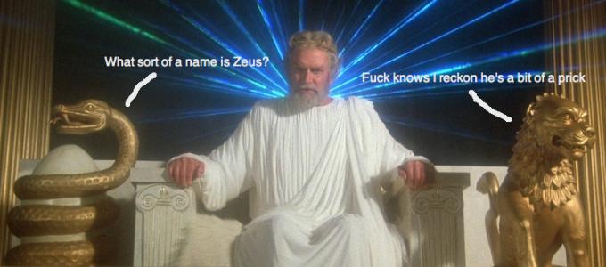 Zeus: knob